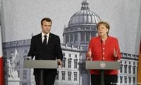 Máximos dirigentes de Alemania y Francia tratan sobre el futuro de la Unión Europea