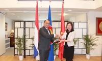 Embajadora vietnamita en Holanda asume presidencia rotativa de Asean en La Haya
