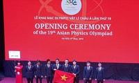 Inauguran la XIX Olimpiada Asiática de Física