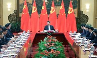 Presidente chino insiste en su apoyo al desarrollo de Corea del Norte