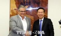 Vietnam y Grecia apuestan por fortalecer nexos recíprocos