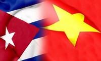 Vietnam y Cuba logran acuerdos de cooperación comercial