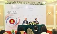 Asean refuerza cooperación económica ante la cuarta Revolución Industrial