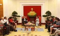 Vietnam y Cuba apuestan por profundizar relaciones de cooperación