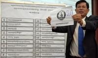 Camboya inicia campañas electorales de la Asamblea Nacional