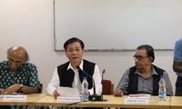 Presentan cine vietnamita ante amigos indios