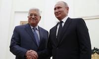 Rusia y Palestina dialogan sobre la situación de Medio Oriente