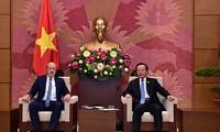 Vietnam y Australia robustecen cooperación legislativa