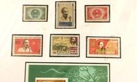 Sellos postales siguen en compañía con el desarrollo de Vietnam