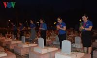 Homenajean a los inválidos y mártires de guerra en Vietnam