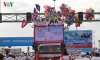 Elecciones generales de Camboya: votos contundentes del pueblo