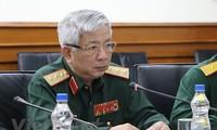 Vietnam y la India por reverdecer la confianza mutua en defensa