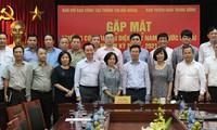 Promueven papel de las representaciones diplomáticas de Vietnam