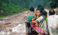 Vietnam impulsa la ayuda humanitaria a Laos tras la rotura de presa