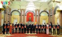 Diplomacia vietnamita al servicio de los intereses nacionales