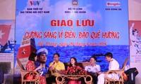 Destacan 9 individuos en la defensa de mares e islas nacionales de Vietnam