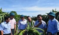 Enaltecen papel del Frente de la Patria de Vietnam en la modernización rural
