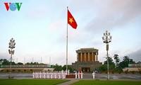Plaza Ba Dinh sella el nacimiento de la República Democrática de Vietnam