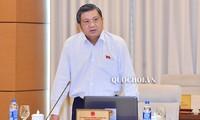 Prosiguen actividades de la XXVII reunión del Comité Permanente del Parlamento