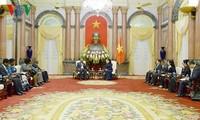 Vietnam toma en consideración afianzar relaciones con Mozambique