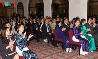 Resalta premier vietnamita papel de connacionales en Europa