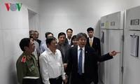 Abren el primer banco de epitelios en Vietnam
