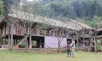 """Turismo """"homestay"""" en Moc Chau"""