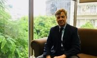 Sustanciosa agenda de relaciones Vietnam-Argentina, afirma el embajador argentino en Hanói