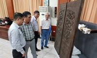 Vietnam y Japón cooperan en preservación de objetos históricos