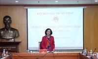 Estado vietnamita apoya a organizaciones religiosas