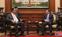Chile y Ciudad Ho Chi Minh afianzan lazos