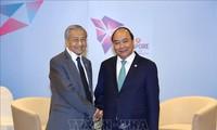 Vietnam y Malasia por elevar el intercambio comercial a 15 mil millones de dólares