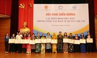 Vietnam por impulsar la protección de los derechos infantiles