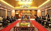 Ciudad Ho Chi Minh fomenta cooperación con el estado alemán de Sajonia