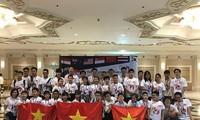 Alumnos de Hanói alcanzan altos resultados en competición internacional de Matemáticas