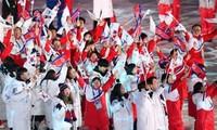 Las dos Coreas se reúnen para acoger juntas los Juegos Olímpicos 2032