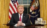 Donald Trump alerta de una crisis de seguridad fronteriza