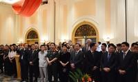 Vietnam-China celebran el 69 aniversario de las relaciones diplomáticas