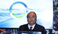 Premier vietnamita propone iniciativas para la protección del ambiente marítimo