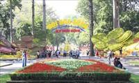 Numerosas actividades y exhibiciones como preámbulo del Tet en Ciudad Ho Chi Minh