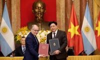 Vietnam y Argentina estrechan cooperación en comunicación
