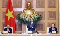 Premier vietnamita orienta las reformas administrativas