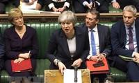 Gobierno británico negocia con el DUP sobre Brexit