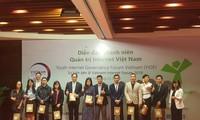 Vietnam efectúa el primer Foro Juvenil sobre la gobernación de Internet