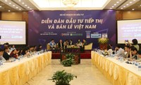Vietnam por un desarrollo sostenible del comercio minorista