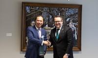 Vietnam y Nueva Zelanda por fortalecer la asociación estratégica