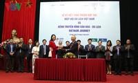 Canal televisivo Vietnam Journey interesado en cooperar con la Asociación de Turismo Nacional