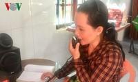 Ut Diep, Señora del Clima entre pescadores vietnamitas