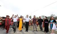 Vietnam por reforzar la gran unidad nacional