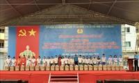 Por mejorar la vida de los obreros vietnamitas